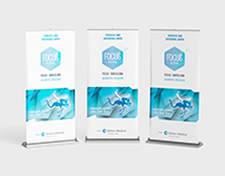 Medical Corporate Event Branding Design