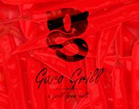 """Garo Grill"" Rebranding"