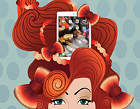iPad Poster Illustration Project