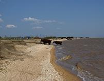 Azov sea