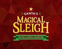 Santa's Magical Sleigh