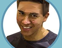 Geometric Profile Picture