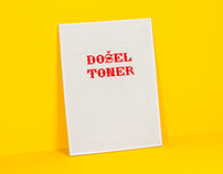 OUT OF TONER | Došel toner