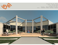 DESIGN VIII_FALL 2013_The Eye - Disaster Relief Center
