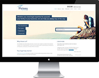 Pictons website redesign tender