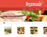 IZZGARAMM İnternet Sitesi Tasarımı