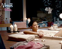 TVC: Gillette - Venus Spa Breeze