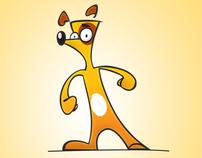 Bokata mascot