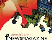 ƒNewsmagazine Ad Rates Brochure