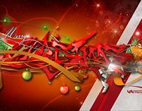 Merry Christmas - Graffiti Technica