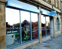 Morgans, Leeds - Window Graphics