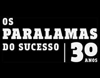 Paralamas do Sucesso - Show Turnê de 30 Anos.