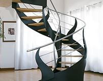 Bonansea stairs