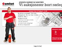 Comfort - Jensen Varme Og Sanitær
