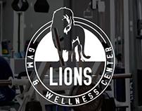 Lions Gym Identity