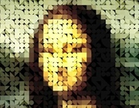 Pixelated Abstraction of Famous Artworks