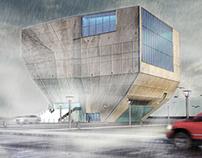 Casa da Musica, Porto (Architect OMA)