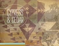 Cypress and Cedar