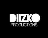 DIIZKO Productions Glitch Intro