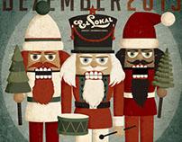 Gig Poster & Program 12/13