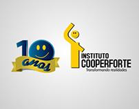 Instituto Cooperforte - 10 Anos