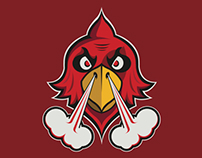 Louisville Cardinals Rebrand Concept
