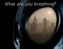 What are you breathing?
