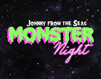 Monster Night - Identidade Visual