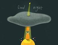 #晚安集#154