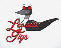 Brand Logo Design -Loonatic Jigs