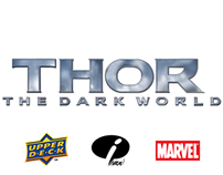 Thor The Dark World Sketchcards