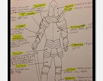 16th Century Plate Armor Construction