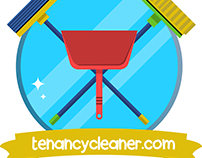 TENANCYCLEANER.COM / LOGO