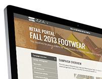 TOMS Retail Portal