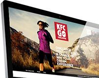 KFC Go Challenge Microsite