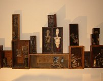 ANCIENT work from college (2001-2003). Dark days.