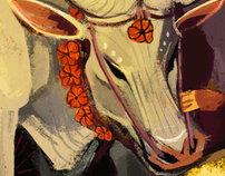 Illustration, 2010-2011