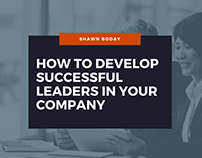 How to Develop Successful Leaders in Your Company