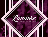 Tickets for Lumiere Senior Prom