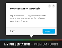 My Presentation Premium WordPress Plugin