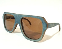 Wood Sunglasses - Handmade