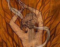 Illustration for Erika James
