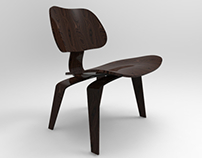 charles eames LCW