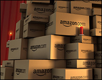 Amazon Christmas Tree ~ 3D CGI