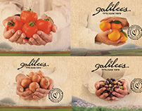galilees - food from the people of the galilee