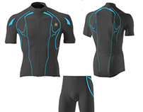 Compression  Skins T shirt