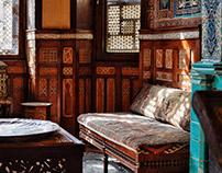 Muhammed Ali palace interiors