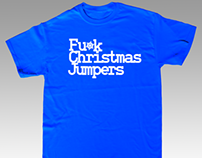 Fu*k Christmas Jumpers
