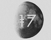 'Future 17' Typeface           (free download)