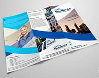 Australis Air Brochure Design